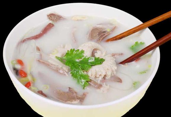 果蔬百科羊肉汤的功效与作用